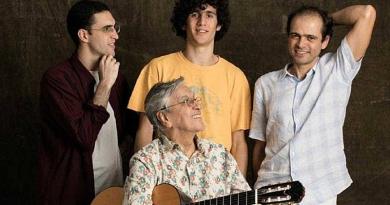 Caetano Veloso vai atuar com os filhos em Lisboa e no Porto