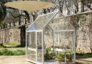 No renovado Jardim Botânico de Coimbra, há nenúfares, fetos e pau-esteira