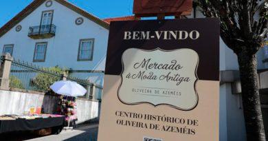 Oliveira de Azeméis promove Mercado à Moda Antiga e recupera tradição dos espantalhos