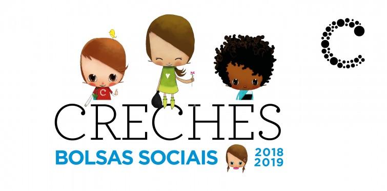 Bolsas Sociais para Creches 2018-19 | Candidaturas abertas