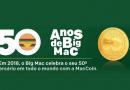 Portugal é um dos 50 mercados que vai receber MacCoins que os consumidores poderão trocar por Big Mac em qualquer dos países onde decorre iniciativa