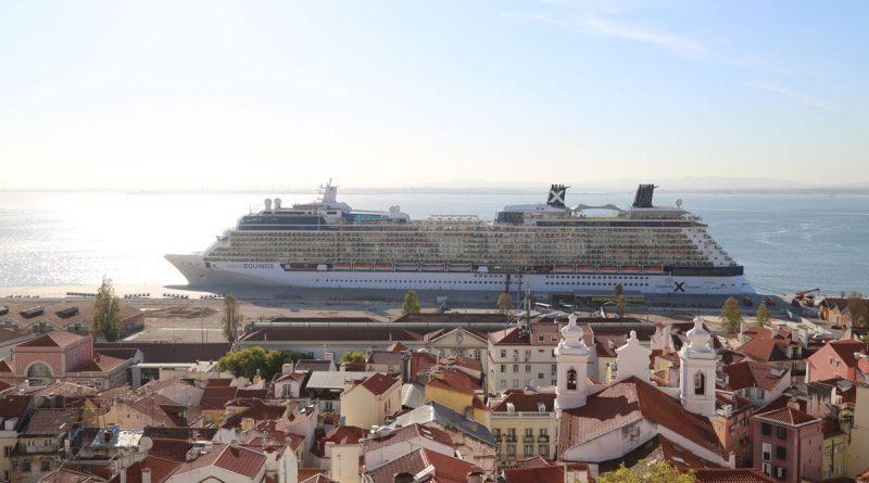 Mais 28 mil passageiros de cruzeiros em Lisboa no 1.º semestre