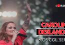 Carolina Deslandes em Lisboa e no Porto!