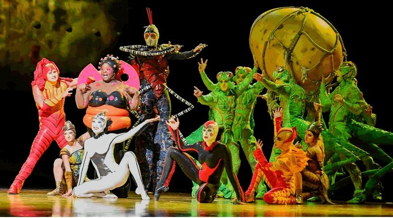 Cirque Du Soleil regressa a Portugal e desta vez com OVO