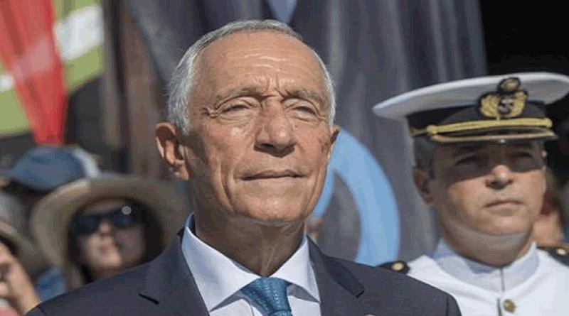 """Presidente de Portugal espera que haja """"trabalho conjunto"""" com Bolsonaro"""