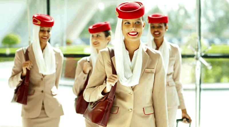 Emirates volta a recrutar assistentes de bordo em Portugal