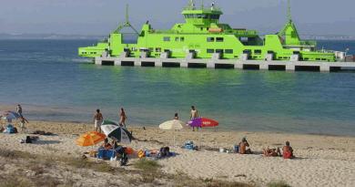 Bilhetes de barco entre Setúbal e Tróia aumentam para 7,20€