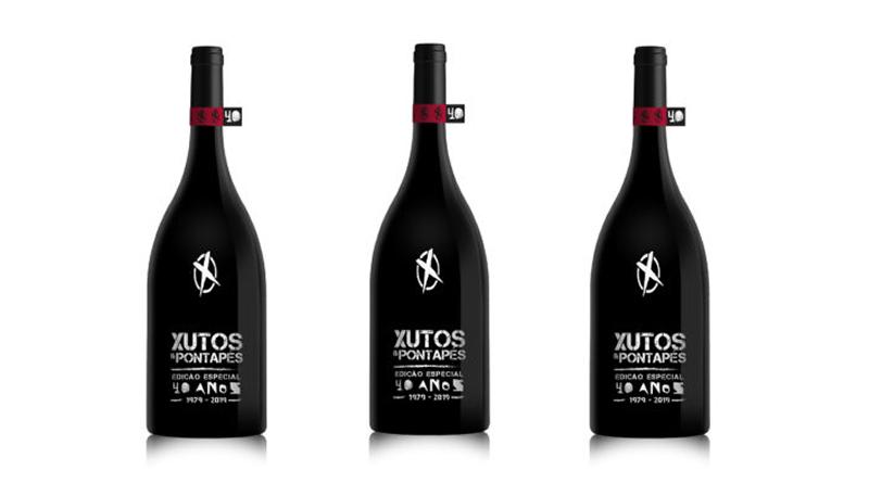 O novo vinho que só pode beber ao som de Xutos & Pontapés
