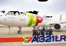 TAP recebe primeiro Airbus A321LR