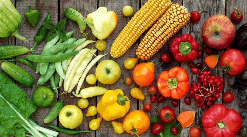 Portugal é dos maiores consumidores de frutas e legumes na União Europeia