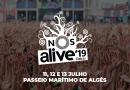 Já tem bilhete para o NOS Alive 2019?