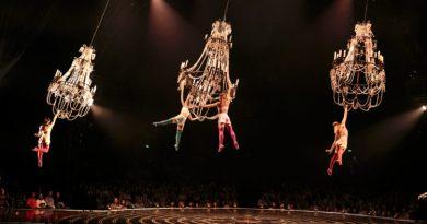 Cirque du Soleil regressa a Lisboa em janeiro com novo espetáculo