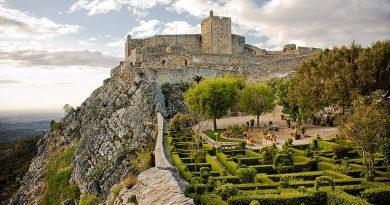 12 fantásticos castelos do Alentejo