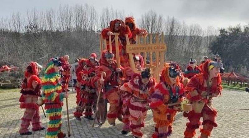 Grupos de mascarados da península Ibérica vão desfilar em Mogadouro