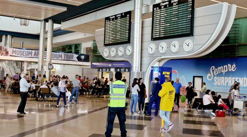 Cerca de 3 mil viajantes já retornaram ao Brasil, maior número de brasileiros em Portugal