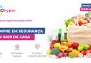 Há um novo supermercado em Portugal só para vendas online