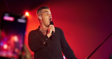 Take That vão reunir-se com Robbie Williams para um concerto único (e online)