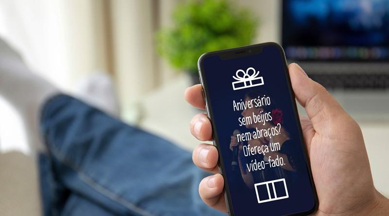 Vídeo-Fados Personalizados, são um novo conceito da Fados Fora de Portas