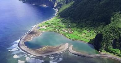 As 15 melhores praias dos Açores