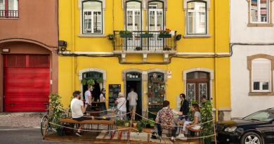 A nova Lisboa tem mais 70km de ciclovia e 400 esplanadas alargadas