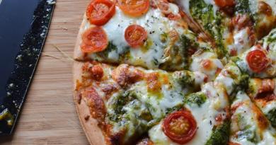 As novas pizzas Ristorante são perfeitas para vegetarianos