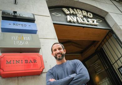 José Avillez é o único português na lista dos 100 melhores chefs do mundo