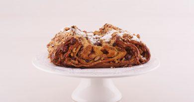 E o melhor bolo-rei deste Natal é… Escangalhado