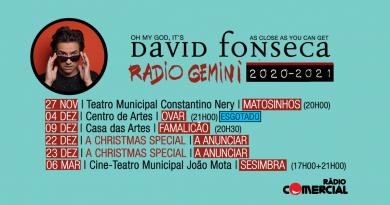 David Fonseca Radio Gemini_Closer