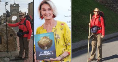 Maria Alice Medina e suas 13 peregrinações a Santiago de Compostela