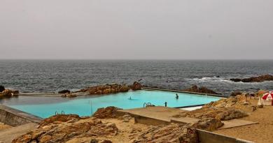 Piscina das Marés em Matosinhos abre renovada para visitas em maio