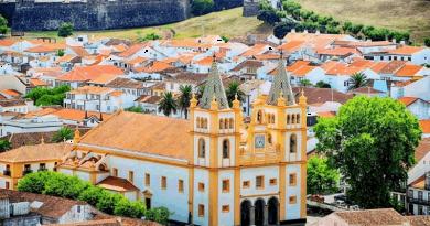 Angra do Heroísmo: a cidade que foi capital de Portugal 2 vezes