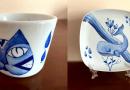 Ceramista Shop em Oeiras realizará Workshop de Pintura em Porcelana