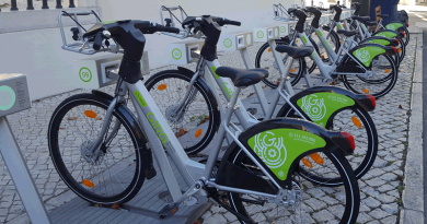 Construção de ciclovias em Lisboa e Porto com impactos diferentes na mobilidade
