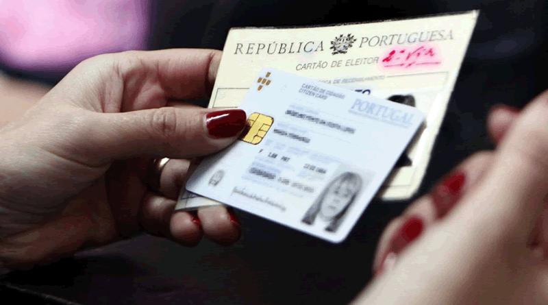 Cartão de cidadão deixa de ser válido para entrar no Reino Unido