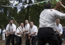 Jogo do pau, teatro e petiscos em Cepães no fim de semana